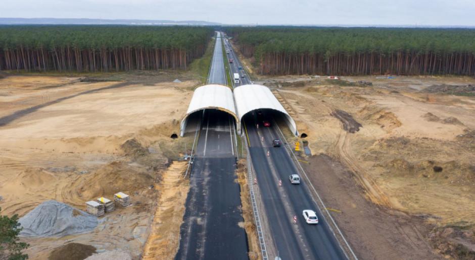 Zostaną wznowione roboty drogowe na autostradzie A6 Szczecin Dąbie - Rzęśnica
