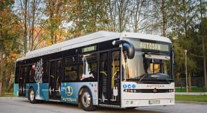 PGZ: Autosan i Łukasiewicz – PIMOT opracują autobus elektryczny z zewnętrznym magazynem energii