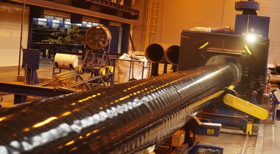 Izostal dostarczy rury dla Gaz-Systemu na rurociąg Baltic Pipe