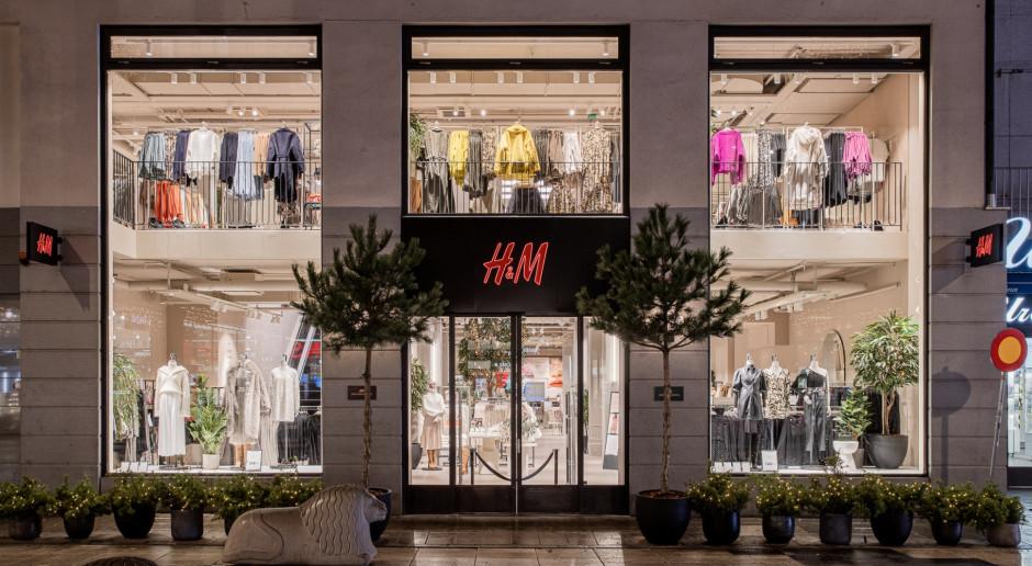 H&M z 46 proc. spadkiem sprzedaży w marcu