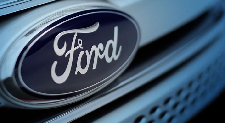 Ford zawiesza produkcję w Europie co najmniej do 4 maja