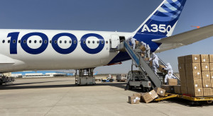 Airbus łączy pożyteczne z pożytecznym