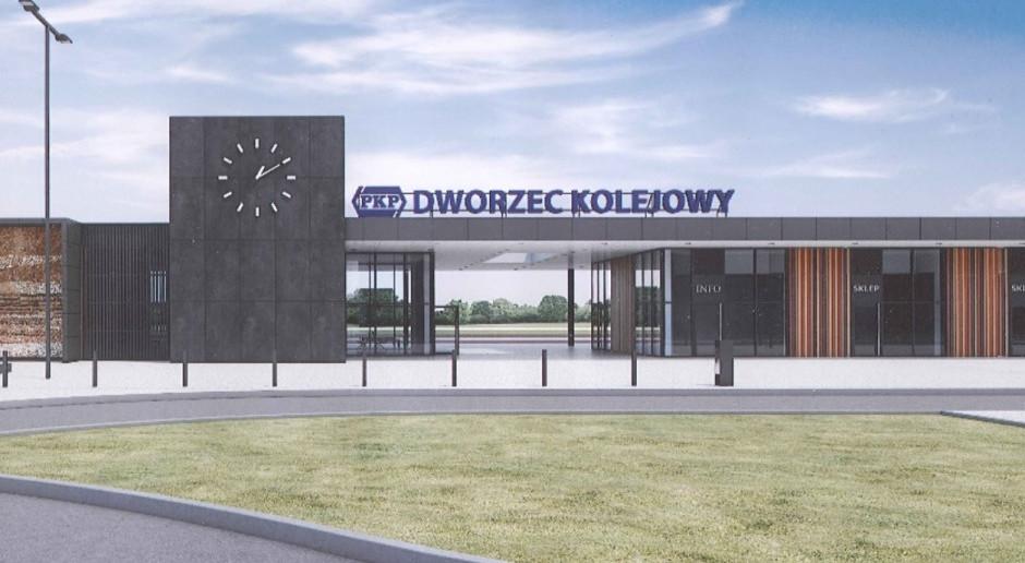 Trwają ostatnie prace wokół nowego dworca w Oświęcimiu