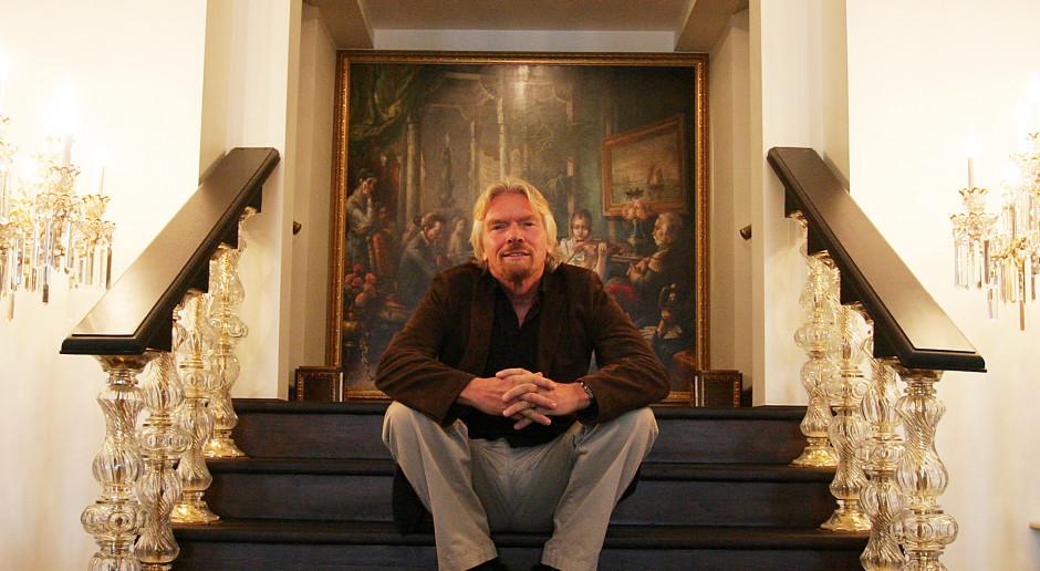 Richard Branson przenosi miliardowe aktywa do raju podatkowego