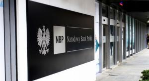 Mniejsze aktywa rezerwowe NBP
