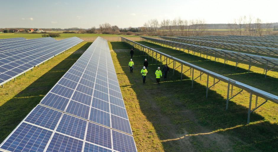 EBI udzielił 82 mln zł kredytu na budowę elektrowni fotowoltaicznych w Polsce
