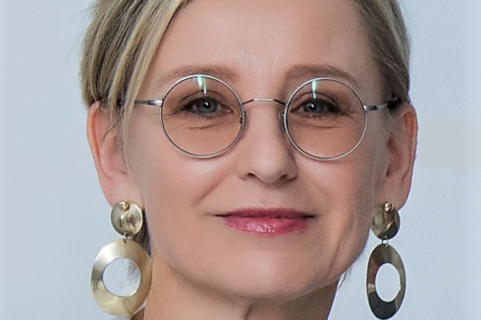 Mira Fronczek, prezes zarządu instytutu badawczego BCMM.