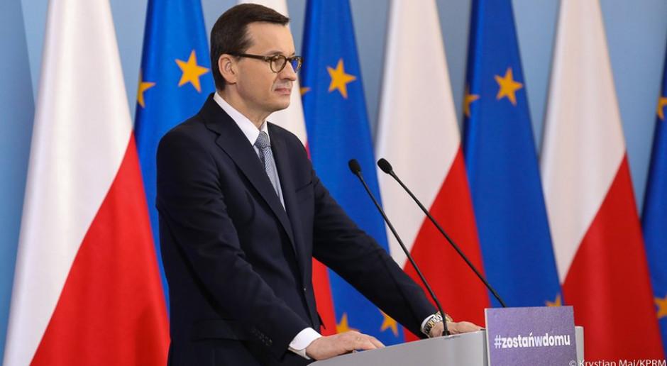 Tarcza finansowa dla firm. Rząd ogłasza wsparcie warte 100 mld zł