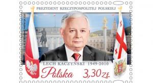 Poczta Polska wydała znaczek upamiętniający 10. rocznicę katastrofy smoleńskiej