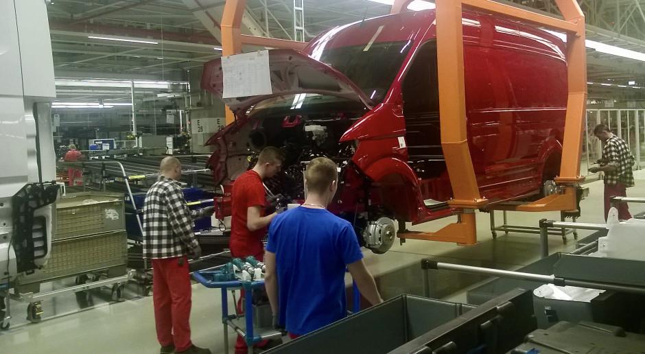 Motoryzacja buduje produkcję od podstaw
