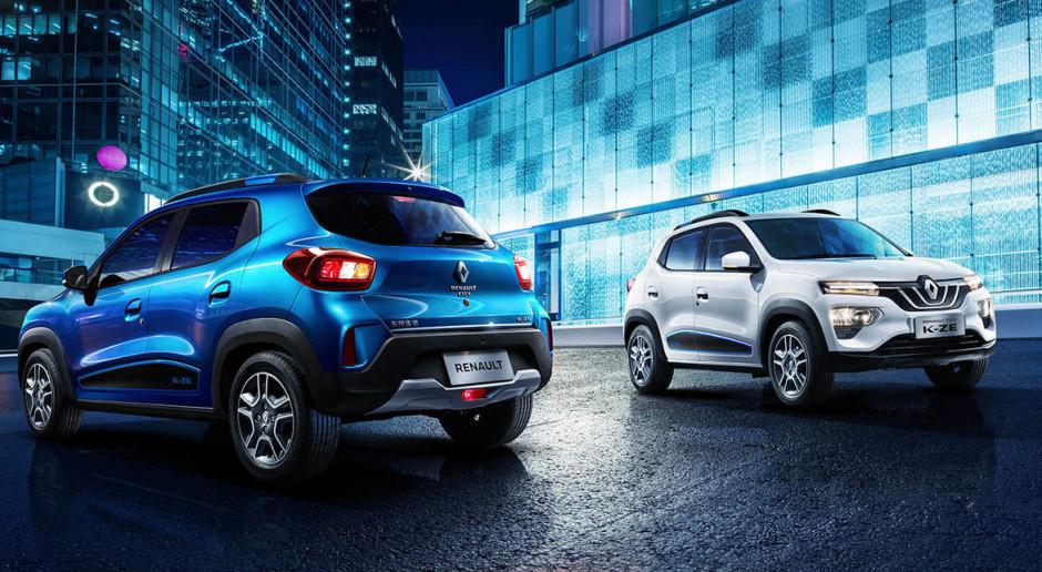 Znamy szczegóły nowej strategii Renault w Chinach. Koniec z osobówkami