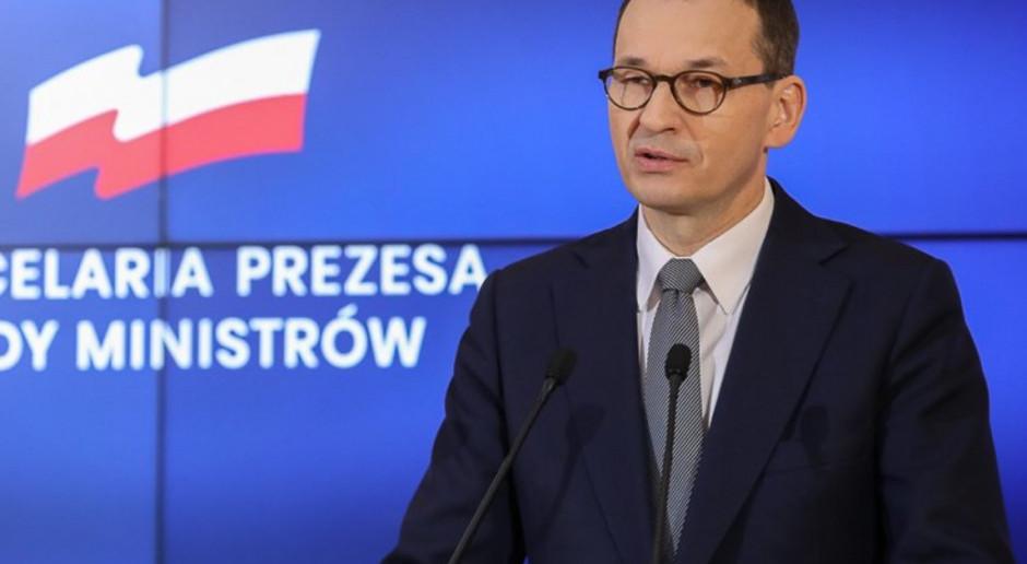 Mateusz Morawiecki: robimy duży krok w kierunku wzmacniania polskiej gospodarki