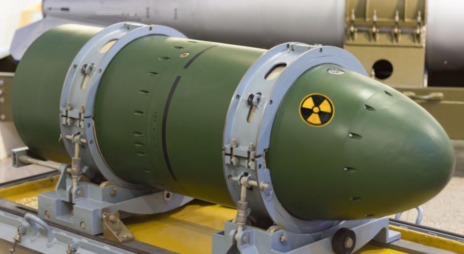 Chiński MSZ zaprzecza sugestiom USA o rzekomych próbach jądrowych