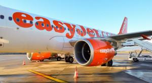Tanie linie lotnicze Easyjet mają środki finansowe na dziewięć miesięcy