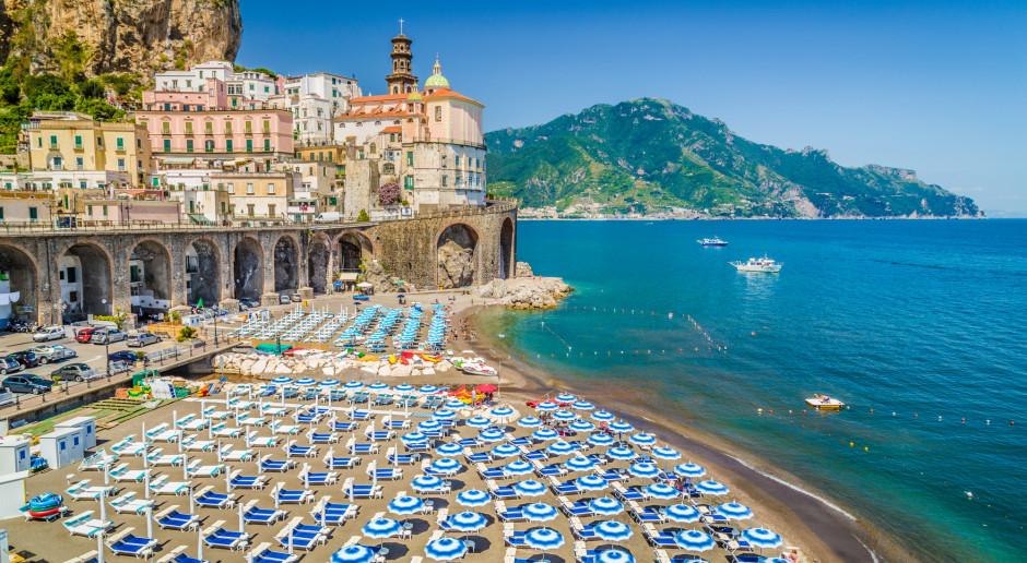 Włochy: Turystyka wróciła do poziomu sprzed 30 lat