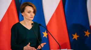 Jadwiga Emilewicz zapowiada nowe rozwiązania w ramach tarczy antykryzysowej