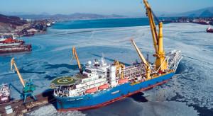 Epopeja rosyjskiego Akademika, który miał dokończyć Nord Stream 2 wciąż trwa