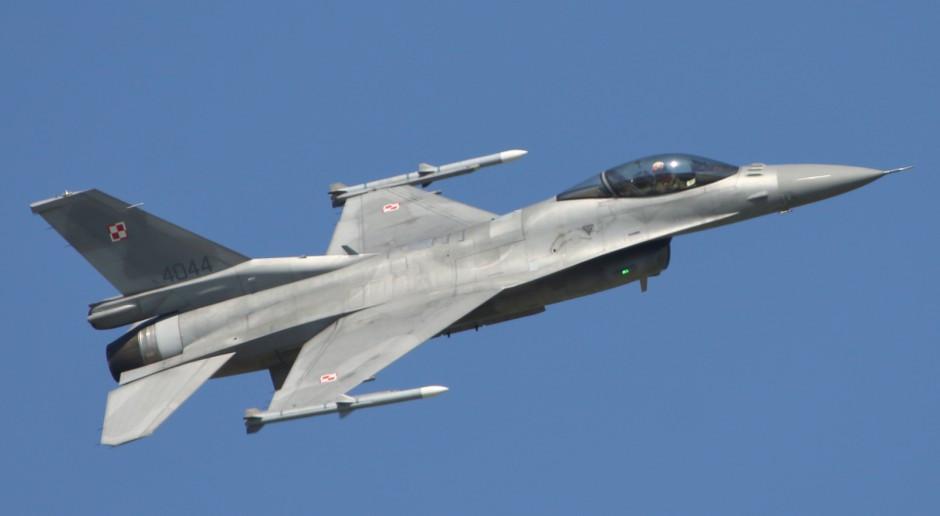 Ćwiczenia Ramstein Alloy 20-1 z udziałem polskich F-16