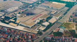 Honda wstrzymuje produkcję w dwóch fabrykach przez brak części