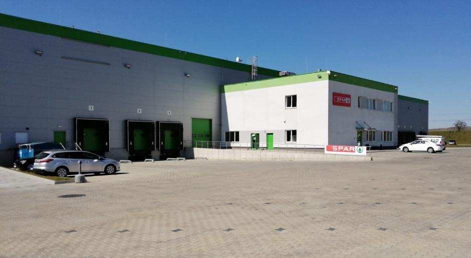 Spar otworzył centrum logistyczne w Czeladzi
