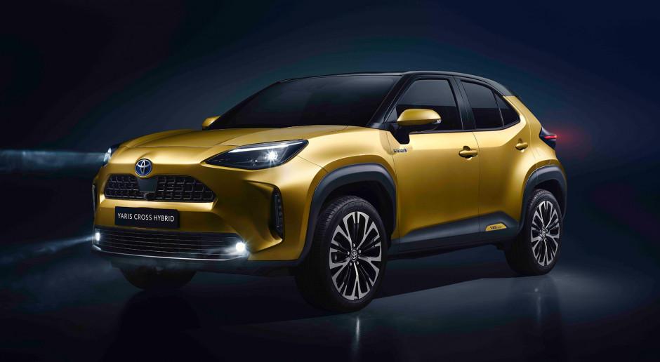 Toyota Yaris debiutuje w odmianie Cross