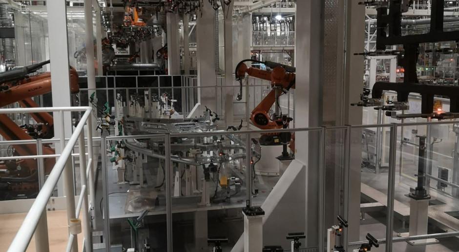 We Wrześni ruszyła  produkcja elektrycznego Volkswagena eCraftera