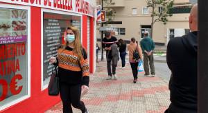 Blisko 60 proc. hiszpańskich firm zwolniło tymczasowo pracowników