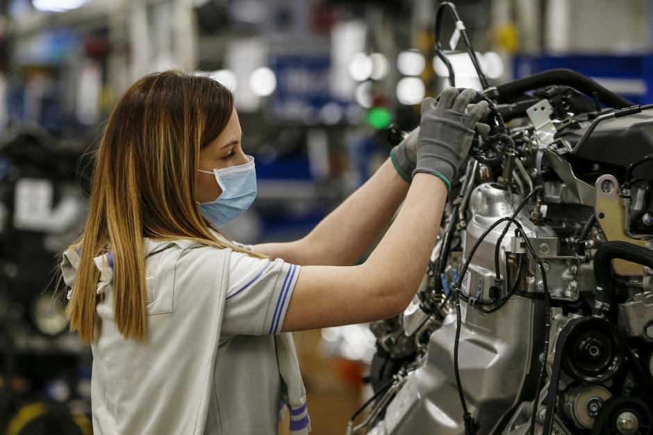 Włoscy związkowcy boją się także przeniesienia produkcji aut dostawczych z Włoch do nowej fabryki w Gliwicach (fot. mat. pras.)