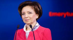 Marlena Maląg: najważniejsza jest ochrona miejsc pracy