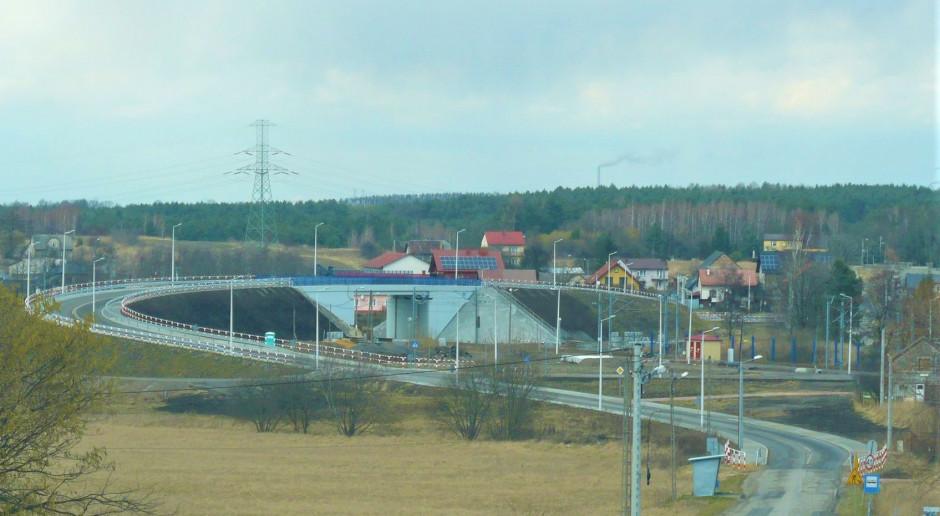 Nowy wiadukt na linii kolejowej Kraków – Katowice gotowy