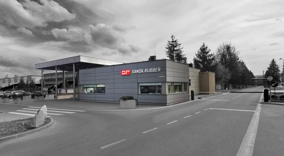 Sanok Rubber Company gotowa na nowe kierunki rozwoju