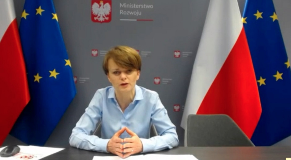 Jadwiga Emilewicz: szereg ułatwień w zakresie prawa zamówień publicznych