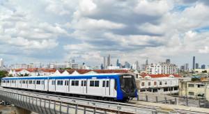 Siemens ukończył rozbudowę metra w Bangkoku