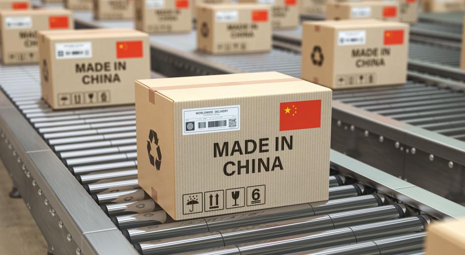 Unijny handel. Chiny wysforowały się przed peleton. Na stałe?