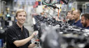 Fabryka Mercedesa w Jaworze wznowiła produkcję