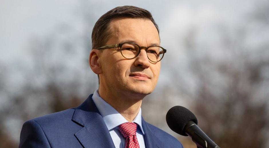 Premier: współpraca z Microsoftem to kolejny krok Polski w przyszłość