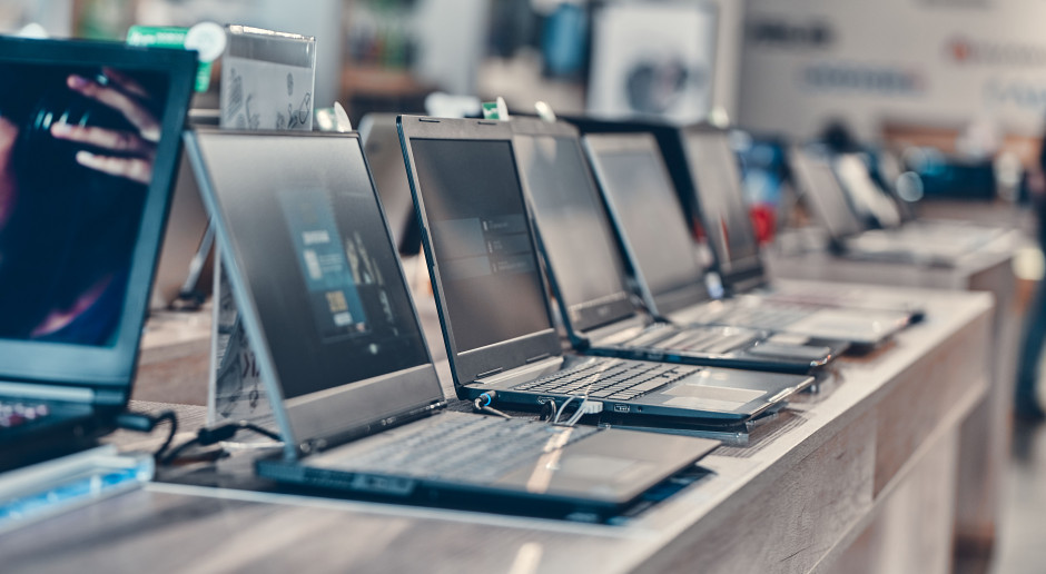Padł rekord w imporcie laptopów. Wszystko przez pandemię