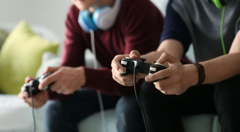 Branża gier zyskała w wyniku pandemii