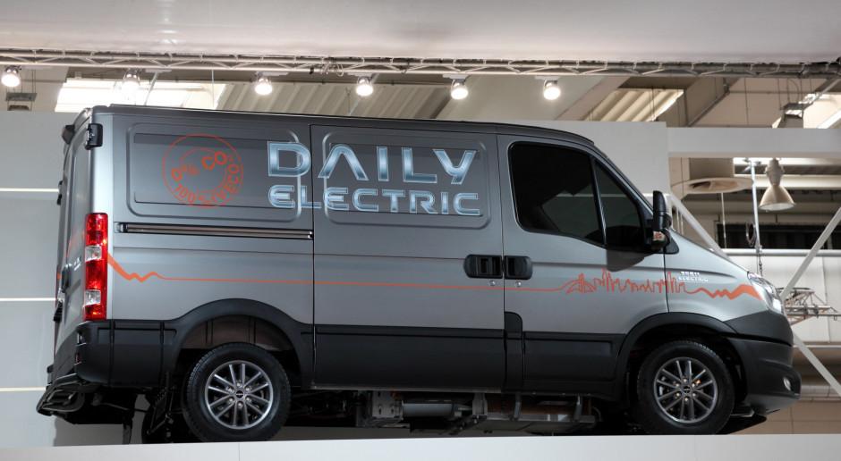 """Rusza projekt elektrycznego """"dostawczaka"""". Budżet to 52 mln zł"""
