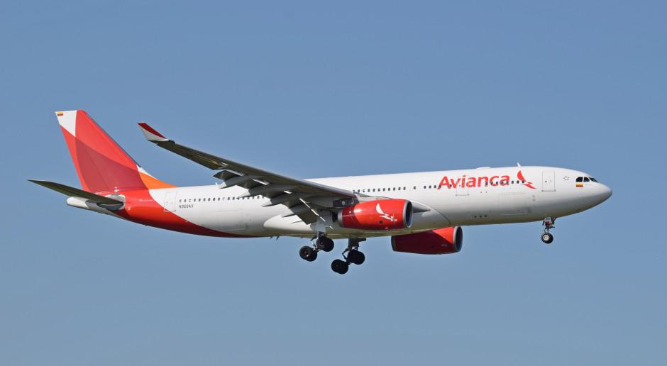 Bankrutuje Avianca - druga najstarsza linia lotnicza świata