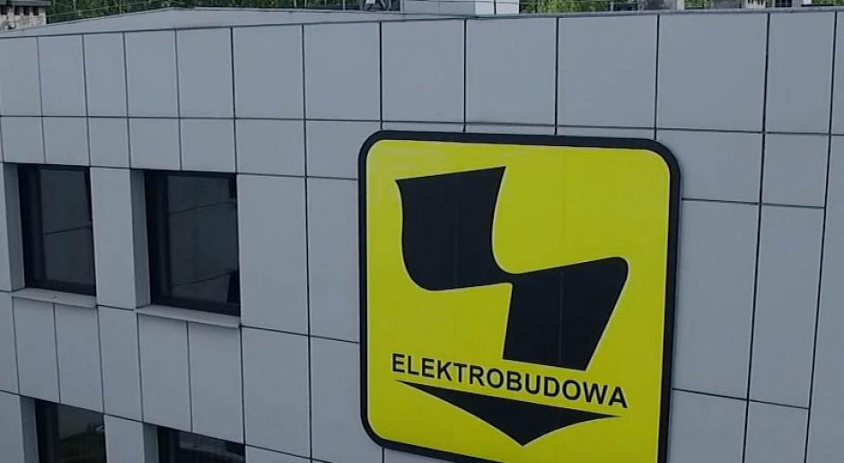 Boom na Elektrobudowie