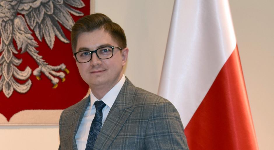Łukasz Młynarkiewicz nowym prezesem Polskiej Agencji Atomistyki