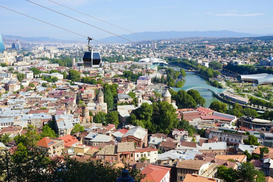 Gruzja chce 1 czerwca wznowić ruch turystyczny. Fot. Shutterstock.com