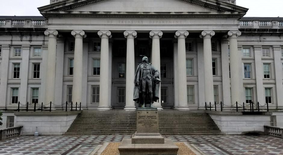 Ogromny deficyt budżetowy w USA