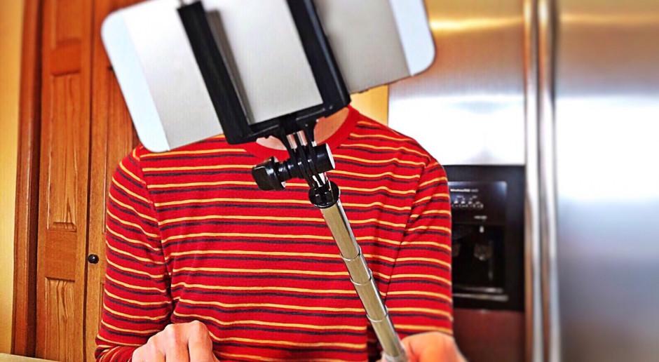 Selfie pomaga w zakładaniu kont