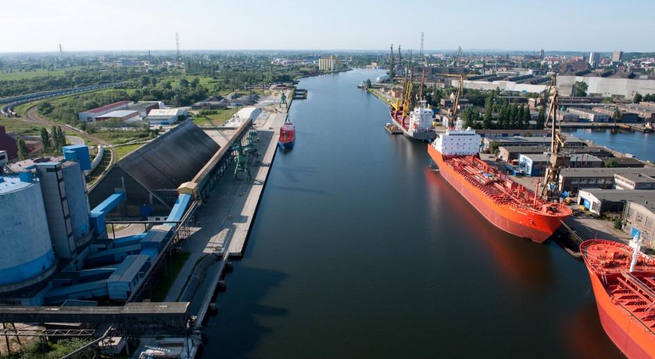 Port Gdańsk podsumował przeładunki w I kwartale