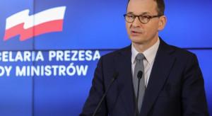 Morawiecki: w ramach Tarczy finansowej do firm w Polsce trafia dziennie 1,5 mld zł pomocy