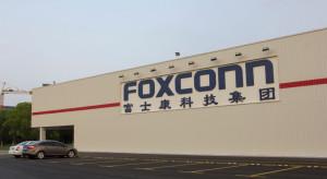 Foxconn zgłasza prawie 90-proc. spadek zysków za I kw. 2020 r.