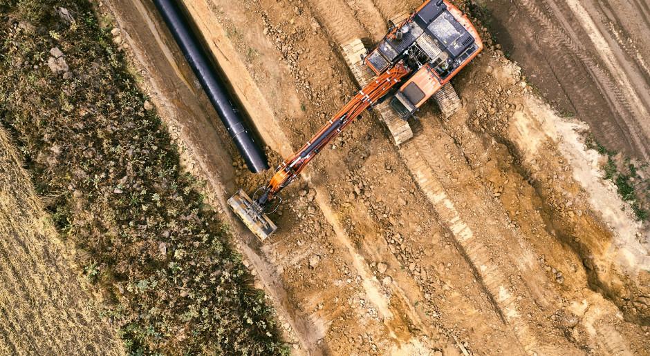 Gaz-System z pozwoleniem na użytkowanie kolejnego kluczowego gazociągu