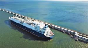 Już tylko sześć ładunków LNG brakuje w Świnoujściu do setki